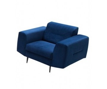 Fauteuil Treviso Donkerblauw